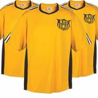 Get a Soccer Jersey and Cheer Your Team to a Win