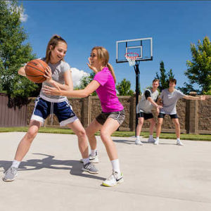 How to Make Basketball Hoops Part of a Healthy Lifestyle