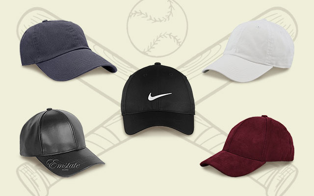 Personalised Embroidered Baseball Caps Are Popular