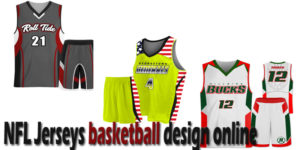 Greatest Places To Discover NFL Jerseys basketball design online