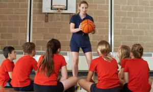 How to Help Your Child Play Better Basketball - One Simple Tip For Parents of Frustrated Athletes