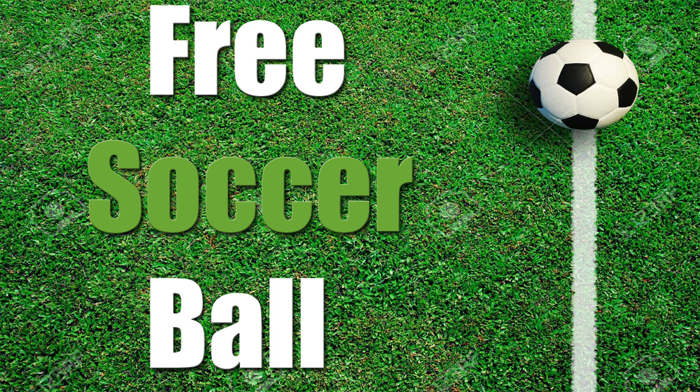 The Rules Of Soccer ball pattern vector free