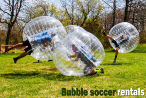 Rise Of The Second Revolution Against Government Bubble soccer rentals