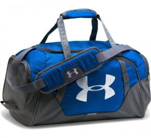 Bag Under Armour Soccer Backpack With Ball Holder