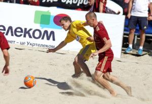 Beach Soccer Worldwide Friendly Soccer Games 2018