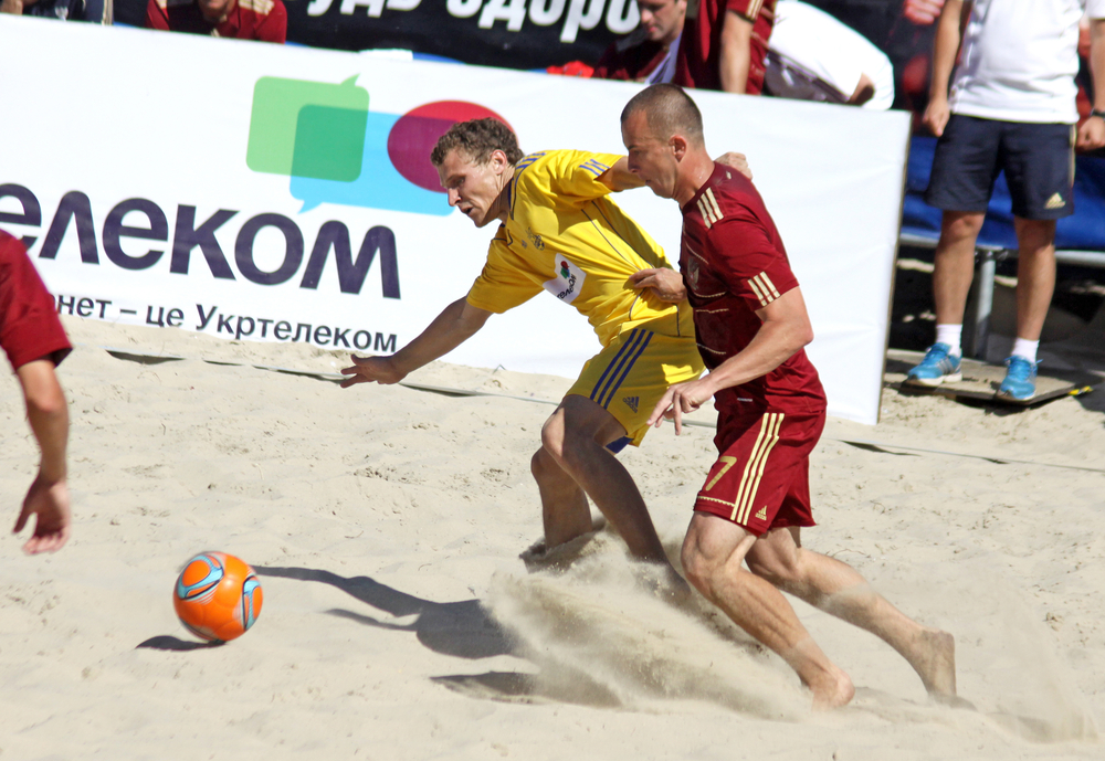 Beach Soccer Worldwide Friendly Soccer Games 2018
