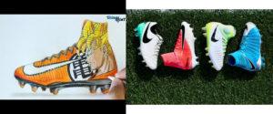 Direct Soccer USA Custom Soccer Shoes Adidas