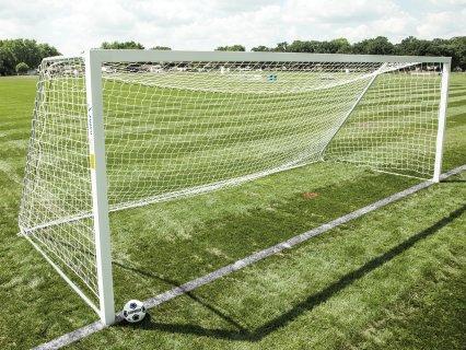 Football Disk Toy quickster soccer trainer - portable soccer rebounder net