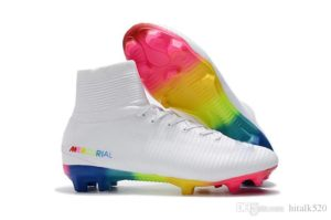Free of charge Shipping On Soccer Shoes In Sneakers, Sports & White High Top Soccer Cleats
