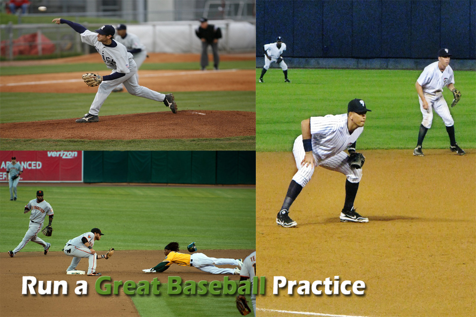 How to Run a Great Baseball Practice