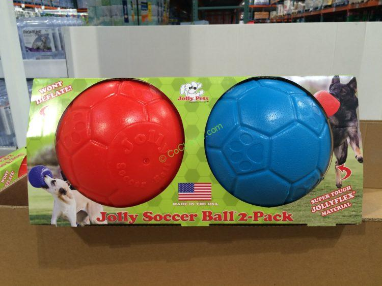 Jolly Ball Soccer Ball
