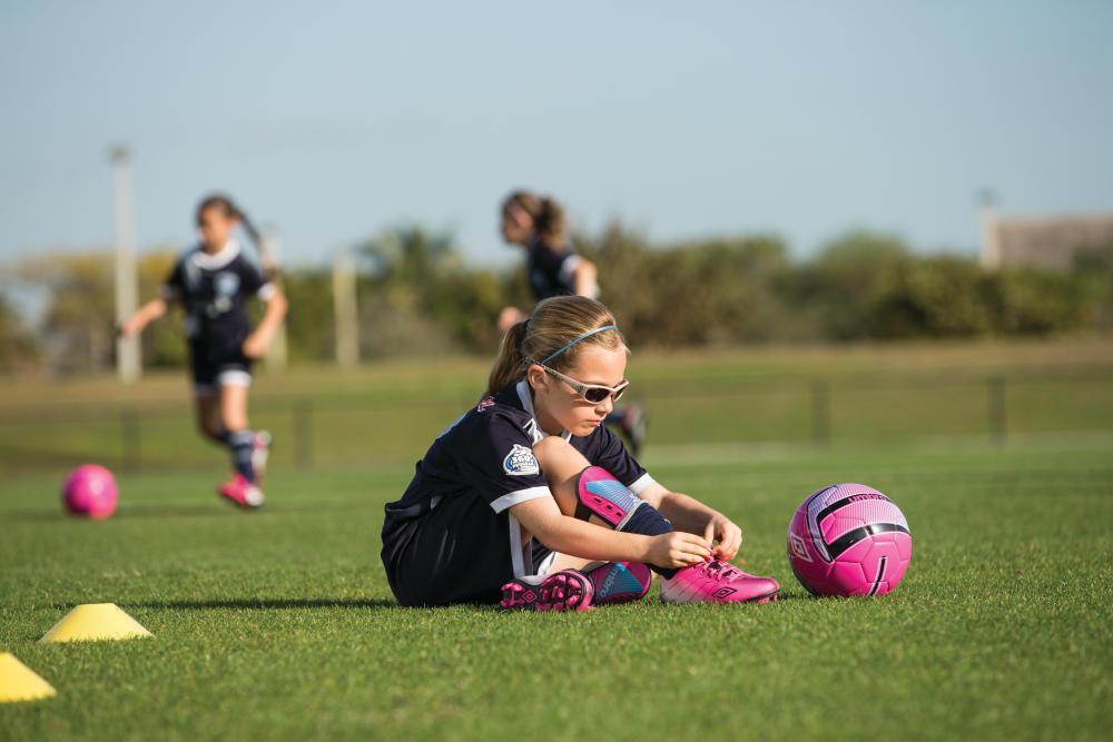 Kids Soccer Cleats Size 13