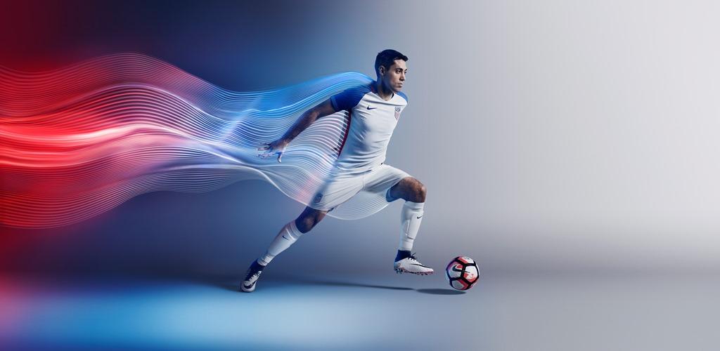 Mens US National Soccer Team Usa Soccer Cleats