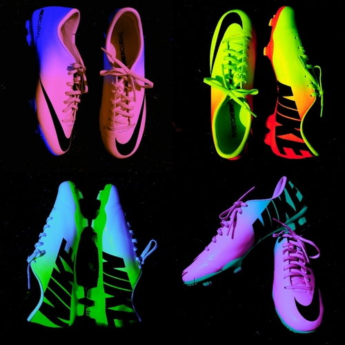 Nike Soccer Cleats Neon Nike Soccer Cleats
