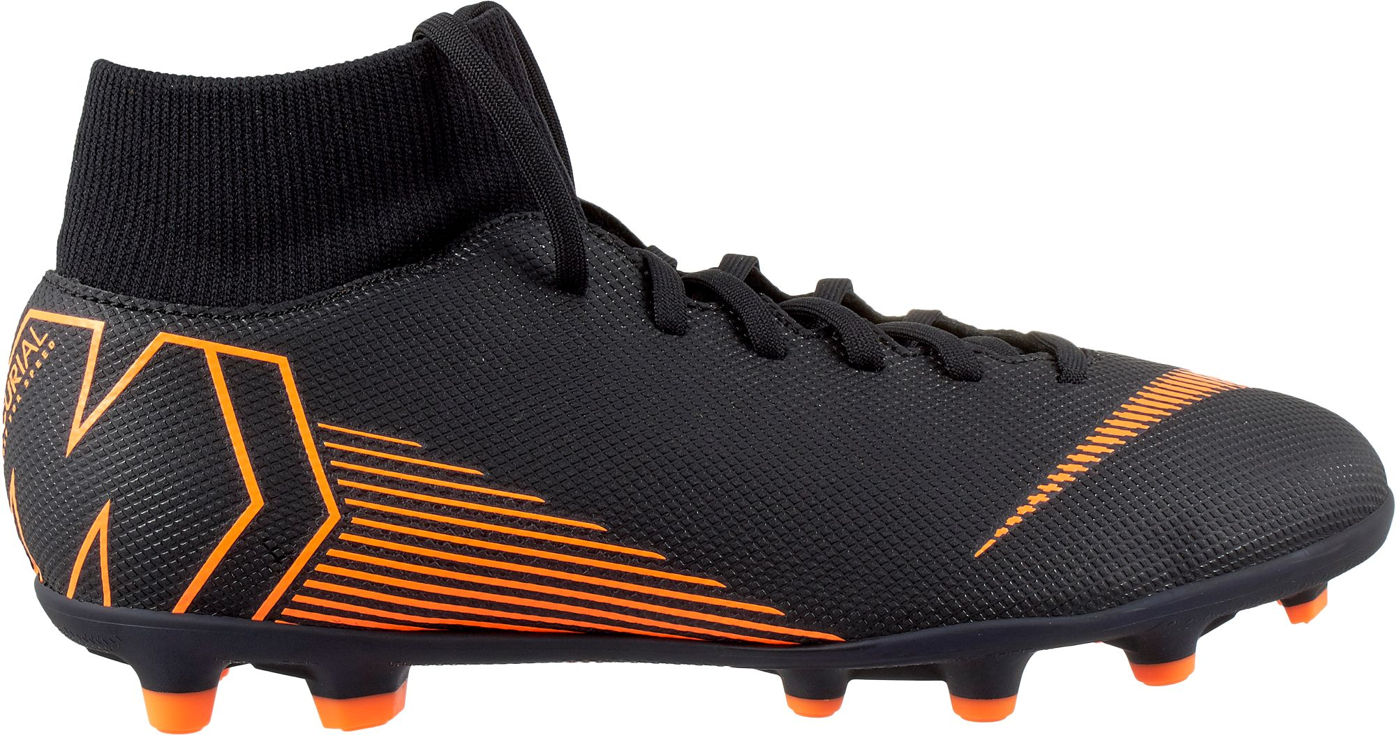 Soccer Cleats, Nike At Nike Mercurial Superfly 6 Club Mg Soccer Cleats Black