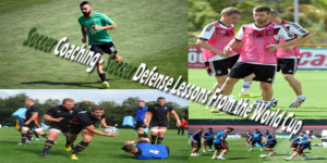 Soccer Coaching - Soccer Defense Lessons From the World Cup
