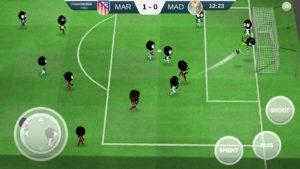 Stickman Soccer Hacked Stickman Soccer 2018 Game