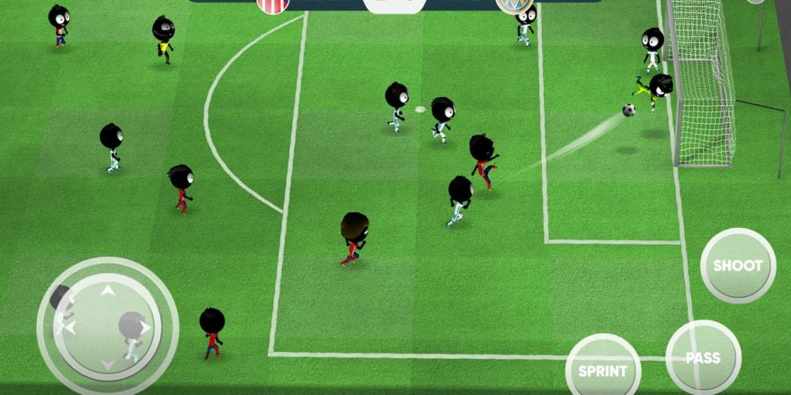 Stickman Soccer Hacked Stickman Soccer 2018 Game
