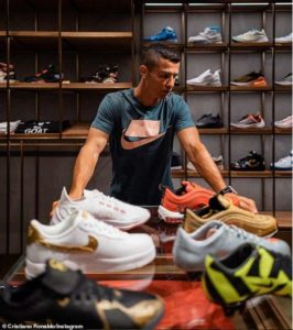 Why Cristiano Ronaldo $1 Billion Nike Deal May Be A Bargain For Sports Youth