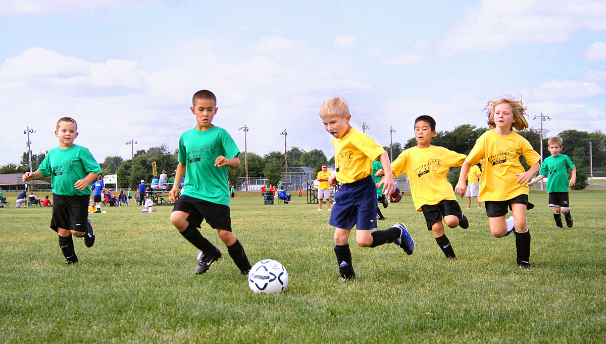 Why Ought to Young children Be Encouraged To Play Soccer?handball rule in football 2018