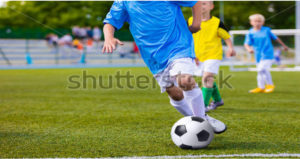 Youth Soccer Fun Soccer Practice Games