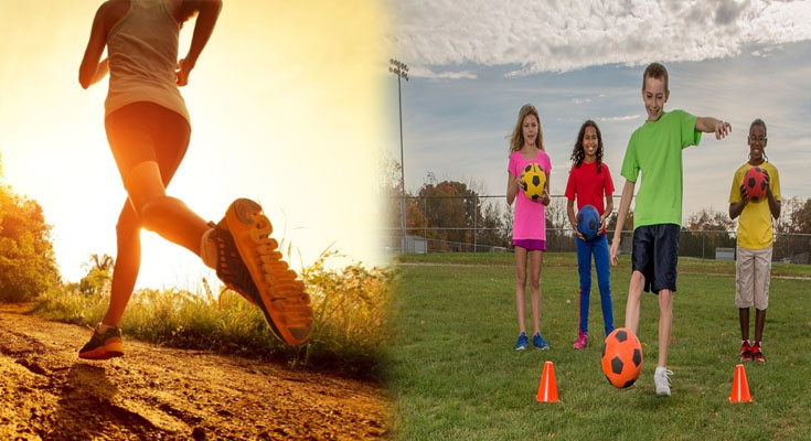 What to Put on For Outside Sports and Activities