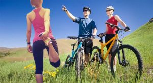 Why Not Get Fit and Have Enjoyable With Outdoor Sports