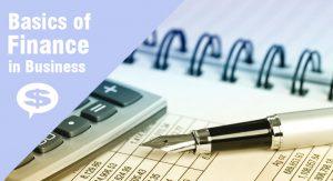 Basics of Finance in Business