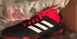 Adidas Predator 18.3 FG Soccer Cleats Adidas Mens Basketball